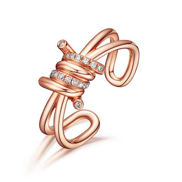 Unchain新版万博客户端下载_新万博app_万博app最新版新版万博客户端下载18K金钻石戒指